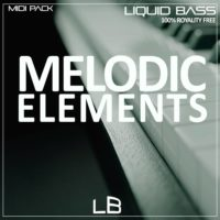 LB Melodic Elements (Midi Pack) by Liquid Bass on Bantana Audio