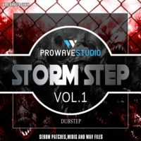 Storm Step Vol.1 by Pro Wave Studio on Bantana Audio