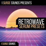 Retrowave by Surge Sounds on Bantana Audio