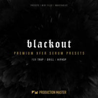 Blackout by Production Master on Bantana Audio