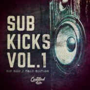 Sub Kicks Vol.1 by Certified Audio on Bantana Audio
