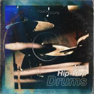Live Hip-Hop Drums by Touch Loops on Bantana Audio