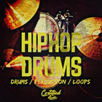 Hip-Hop Drums by Certified Audio on Bantana Audio