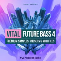 Vital Future Bass 4 by Production Master on Bantana Audio