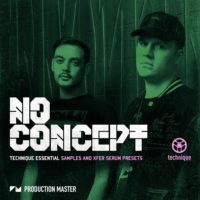 No Concept: Technique Essential by Production Master on Bantana Audio