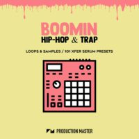 Boomin Hip-Hop & Trap by Production Master on Bantana Audio