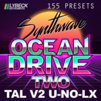 Ocean Drive – Two by Lybeck Instruments on Bantana Audio