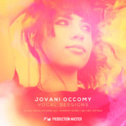Jovani Occomy Vocal Sessions by Production Master on Bantana Audio