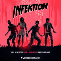 Infektion – Drum & Bass and Neurofunk by Production Master on Bantana Audio