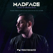 Madface: Faces of Drum & Bass by Production Master on Bantana Audio