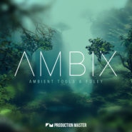 Ambix – Ambient Tools & Foley by Production Master on Bantana Audio