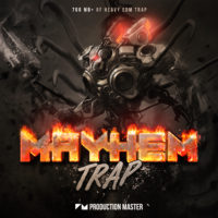 Mayhem Trap by Production Master on Bantana Audio