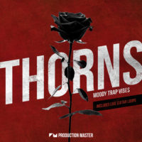 Thorns – Moody Trap Vibes by Production Master on Bantana Audio