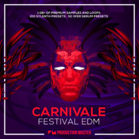 Festival EDM Samples on Bantana Audio