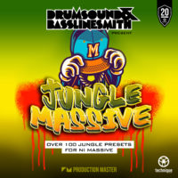 Drumsound & Bassline Smith presents Jungle Massive by Production Master on Bantana Audio
