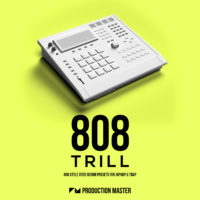 808 Trill – Xfer Serum Presets by Production Master on Bantana Audio