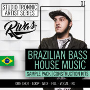 Studio Tronnic Artist Series – Rivas Vol. 1 by Studio Tronnic on Bantana Audio